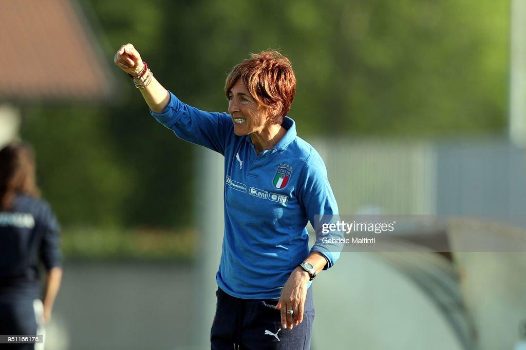 Italy Women U16 v Slovenia Women U16 - Torneo Delle Nazioni