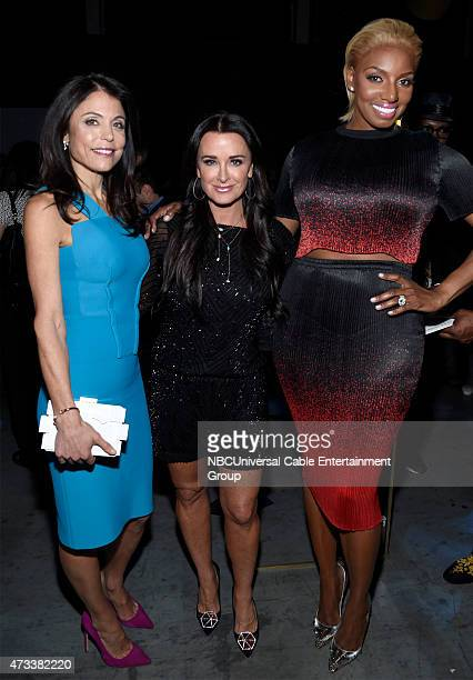 UPFRONT 2015 NBCUniversal Cable Entertainment Upfront at the Javits Center in New York City on Thursday May 14 2015 Pictured Bethenny Frankel The...