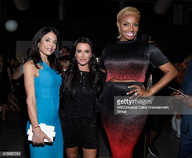 """NBCUniversal Cable Entertainment Upfront at the Javits Center in New York City on Thursday, May 14, 2015"""" -- Pictured: Bethenny Frankel, ?The Real..."""