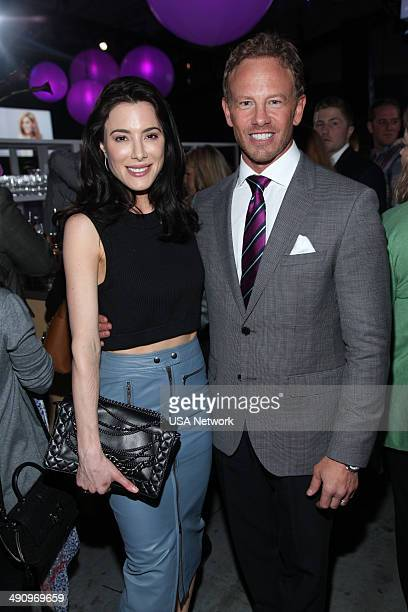 UPFRONT 2014 NBCUniversal Cable Entertainment Upfront at the Javits Center in New York City on Thursday May 15 2014 Pictured Jaime Murray Defiance...