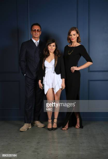 UPFRONT '2015 NBCUniversal Cable Entertainment Upfront at the Javits Center in New York City on Thursday May 14 2015' Pictured Julian McMahon Yael...