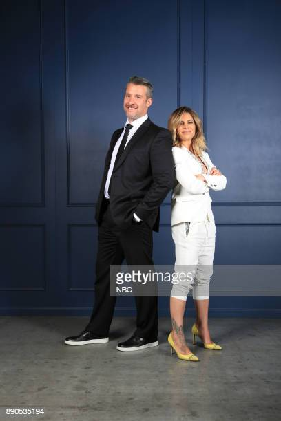 UPFRONT 2015 NBCUniversal Cable Entertainment Upfront at the Javits Center in New York City on Thursday May 14 2015 Pictured Jillian Michaels