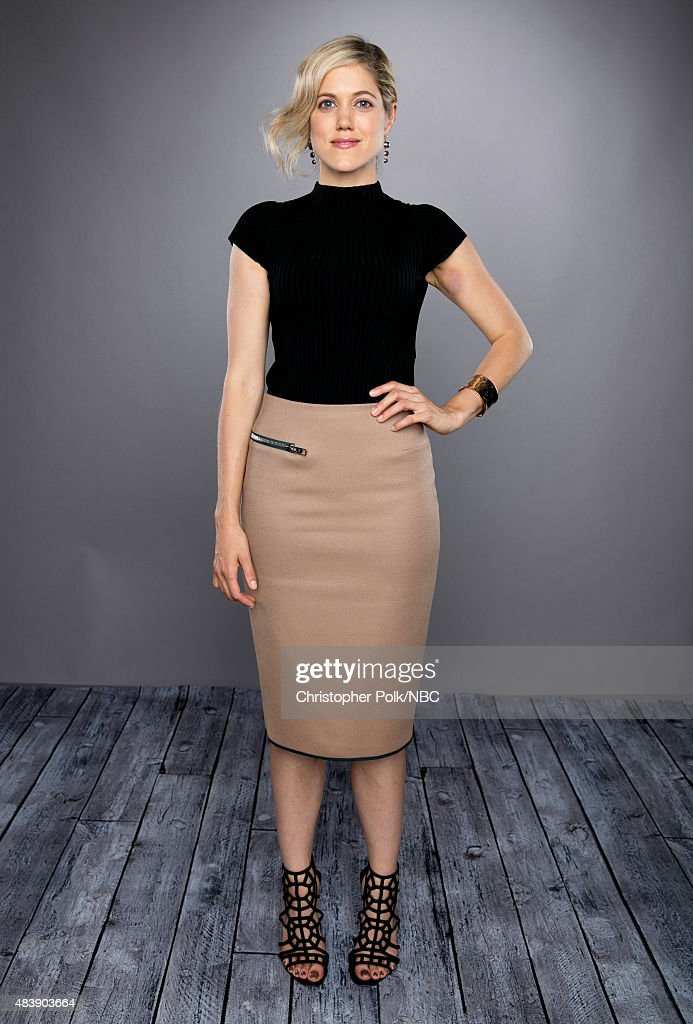 EVENTS -- NBCUniversal Portrait Studio, August 2015 -- Pictured: Actress Charity Wakefield from 'The Player' poses for a portrait at the NBCUniversal Summer Press Day during the 2015 Summer TCA Tour at The Beverly Hilton on August 13, 2015 in Beverly Hills, California.