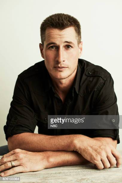 EVENTS NBCUniversal Portrait Studio August 2017 Pictured Brenden Fehr 'The Night Shift'