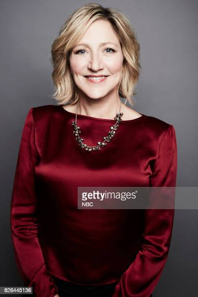 EVENTS NBCUniversal Portrait Studio August 2017 Pictured Edie Falco Law and Order True Crimes Menendez Brothers