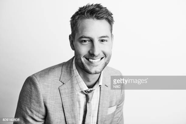 EVENTS NBCUniversal Portrait Studio August 2017 Pictured Justin Hartley 'This Is Us'