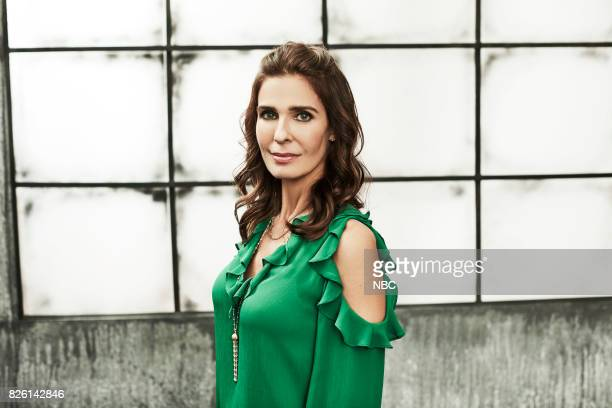 EVENTS NBCUniversal Portrait Studio August 2017 Pictured Kristian Alfonso 'Days of Our Lives'