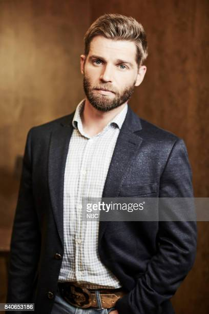EVENTS NBCUniversal Portrait Studio August 2017 Pictured Mike Vogel 'The Brave'