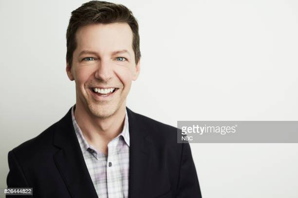 EVENTS NBCUniversal Portrait Studio August 2017 Pictured Sean Hayes 'Will Grace'