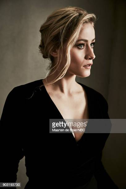EVENTS NBCUniversal Portrait Studio January 2018 Pictured Olivia Taylor Dudley The Magicians