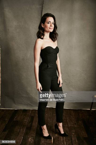 EVENTS NBCUniversal Portrait Studio January 2018 Pictured Torrey DeVitto 'Chicago Med'