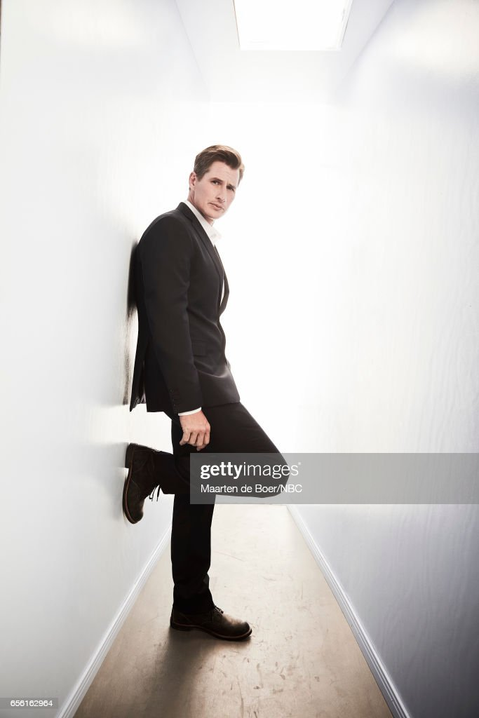 EVENTS -- NBCUniversal Portrait Studio, March 2017 -- Pictured: Brendan Fehr 'The Night Shift' -- on March 20, 2017 in Los Angeles, California. NUP_177600