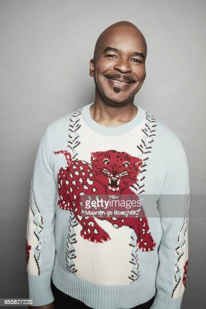EVENTS NBCUniversal Portrait Studio March 2017 Pictured David Alan Grier The Carmichael Show on March 20 2017 in Los Angeles California NUP_177600