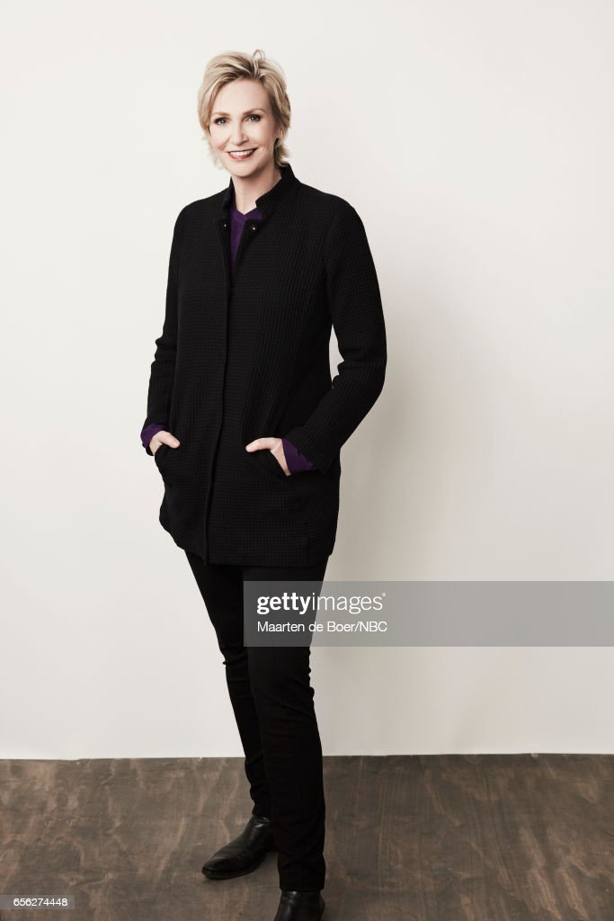 EVENTS -- NBCUniversal Portrait Studio, March 2017 -- Pictured: Jane Lynch 'Hollywood Game Night' -- on March 20, 2017 in Los Angeles, California. NUP_177600
