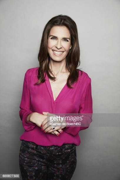 EVENTS NBCUniversal Portrait Studio March 2017 Pictured Kristian Alfonso 'Days of Our Lives' on March 20 2017 in Los Angeles California NUP_177600