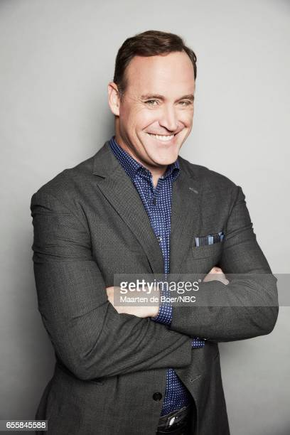 EVENTS NBCUniversal Portrait Studio March 2017 Pictured Matt Iseman 'American Ninja Warrior' on March 20 2017 in Los Angeles California NUP_177600