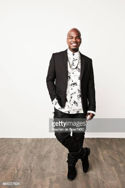 NBCUniversal Portrait Studio March 2017 Pictured NEYO 'World of Dance' on March 20 2017 in Los Angeles California NUP_177600 Photo by Maarten de...