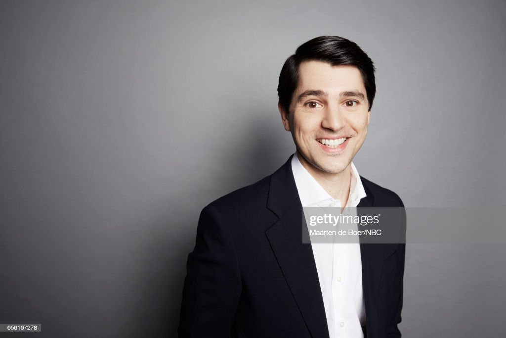 EVENTS -- NBCUniversal Portrait Studio, March 2017 -- Pictured: Nicholas D'Agosto 'Trial & Error' -- on March 20, 2017 in Los Angeles, California. NUP_177600