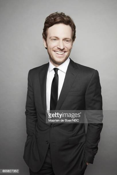 EVENTS NBCUniversal Portrait Studio March 2017 Pictured Nick Gehlfuss 'Chicago Med' on March 20 2017 in Los Angeles California NUP_177600