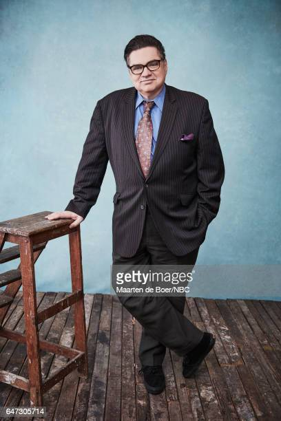 EVENTS NBCUniversal Portrait Studio March 2017 Pictured Oliver Platt 'Chicago Med' at the Four Seasons Hotel New York