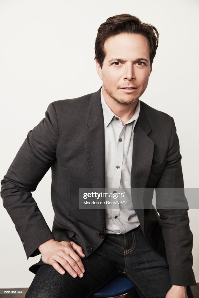 EVENTS -- NBCUniversal Portrait Studio, March 2017 -- Pictured: Scott Wolf 'The Night Shift' -- on March 20, 2017 in Los Angeles, California. NUP_177600