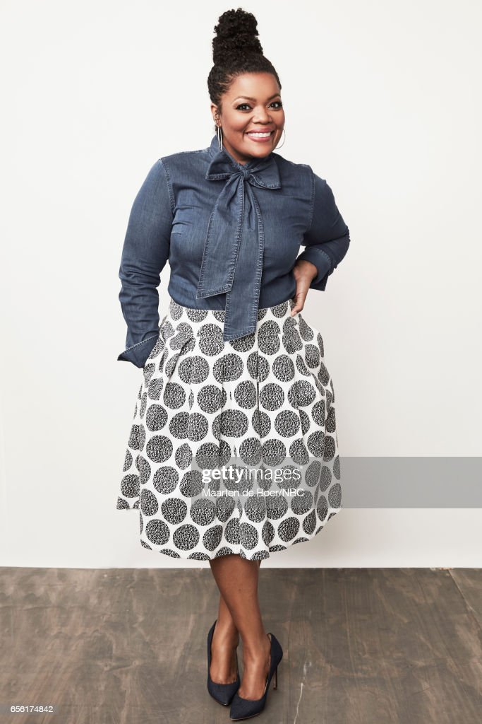 EVENTS -- NBCUniversal Portrait Studio, March 2017 -- Pictured: Yvette Nicole Brown 'Cosplay Melee' -- on March 20, 2017 in Los Angeles, California. NUP_177600