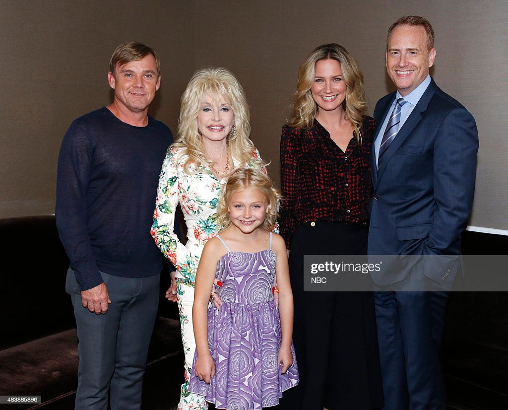 NBCUniversal Events - Season 2015 : News Photo