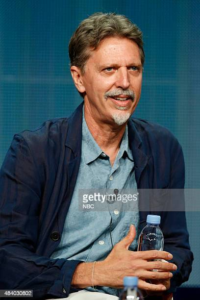 EVENTS NBCUniversal Press Tour August 2015 NBC's Heroes Reborn Session Pictured Tim Kring Executive Producer