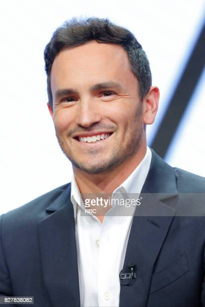 EVENTS NBCUniversal Press Tour August 2017 CNBC's Adventure Capitalists Session Pictured Jeremy Bloom Talent / Investor