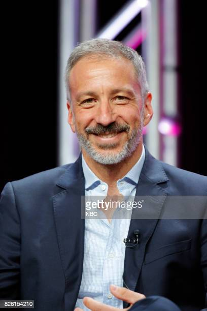 EVENTS NBCUniversal Press Tour August 2017 NBC's 'Will Grace' Session Pictured David Kohan Cocreator/Executive Producer