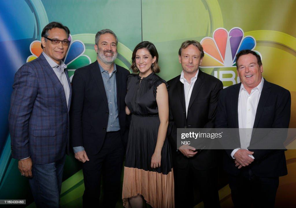 NBCUniversal Events - Season 2019 : News Photo