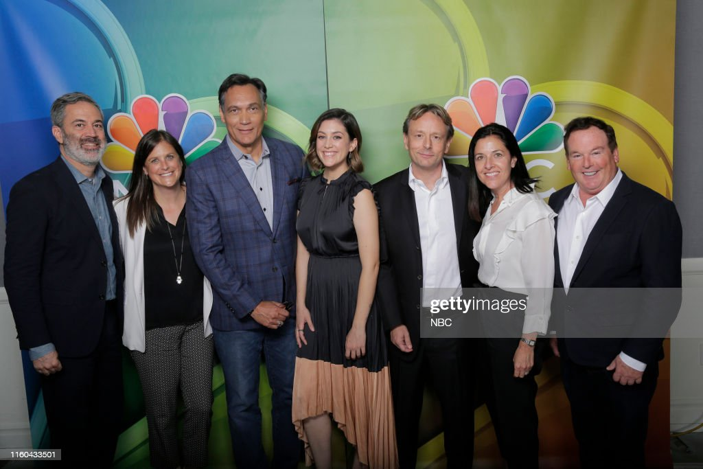 NBCUniversal Events - Season 2019 : News Photo