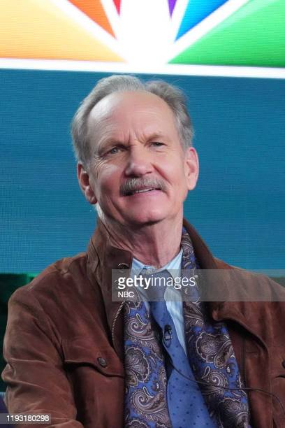 EVENTS NBCUniversal Press Tour January 11 2020 NBC's Council of Dads Session Pictured Michael O'Niell