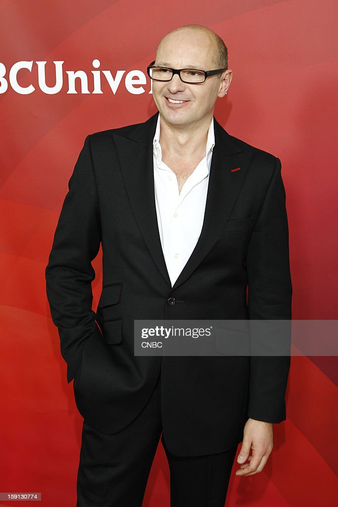 EVENTS -- NBCUniversal Press Tour January 2013 -- Pictured: Curtis Dowling, 'Treasure Detectives' --