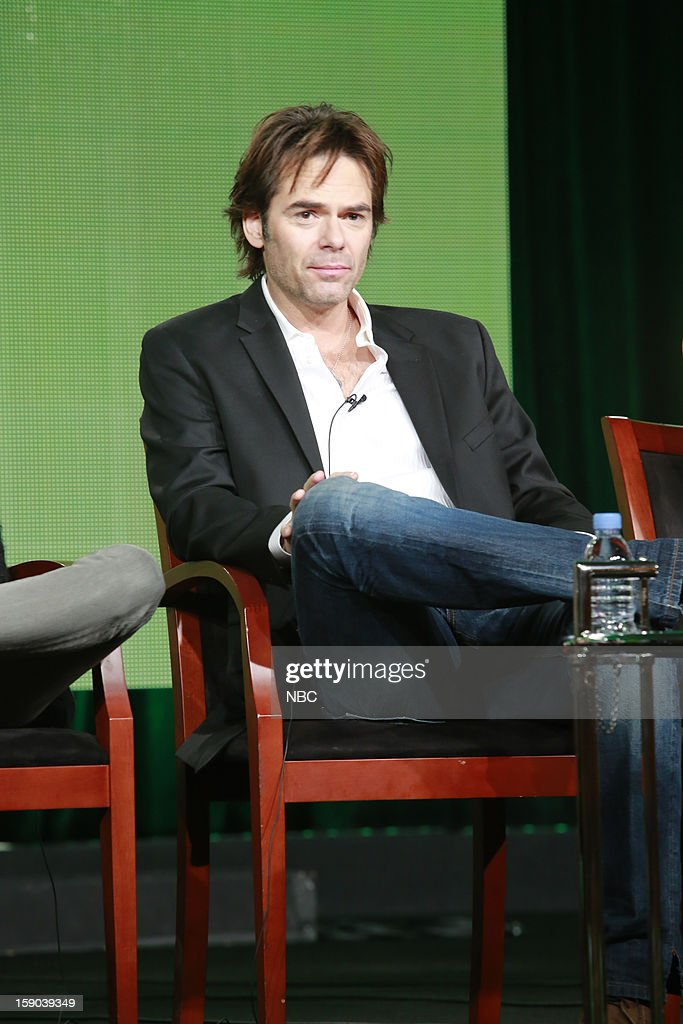 EVENTS -- NBCUniversal Press Tour January 2013 -- 'Revolution' -- Pictured: Billy Burke --