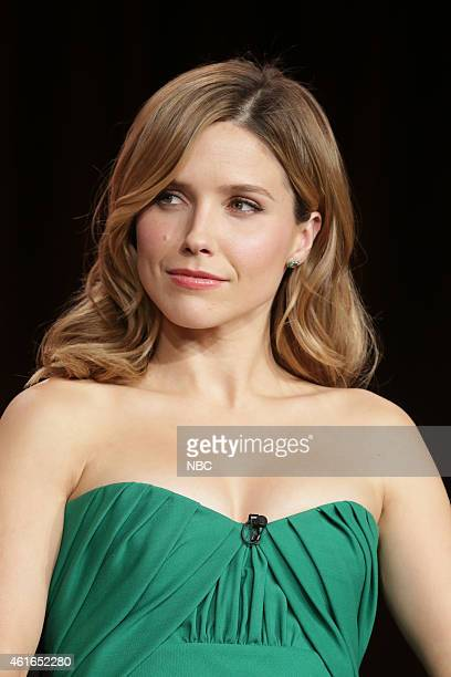EVENTS NBCUniversal Press Tour January 2015 Chicago Fire/Chicago PD Session Pictured Sophia Bush