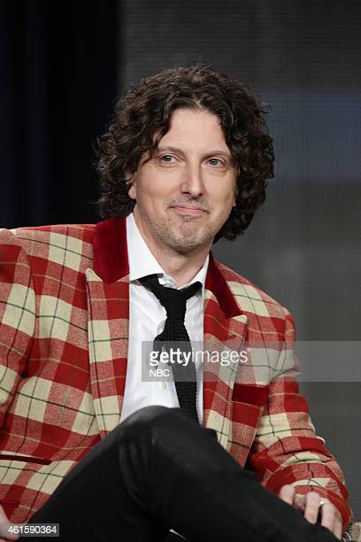 EVENTS NBCUniversal Press Tour January 2015 'The Royals' Session Pictured Mark Schwahn Executive Producer