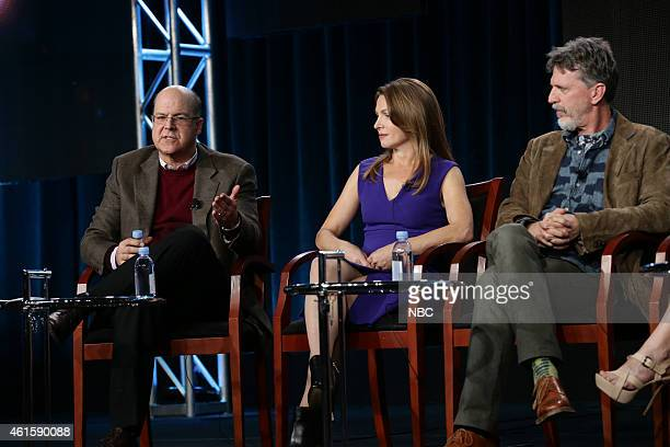 EVENTS NBCUniversal Press Tour January 2015 Universal Cable Productions Showrunners Session Pictured Jeff Wachtel President Chief Content Officer...