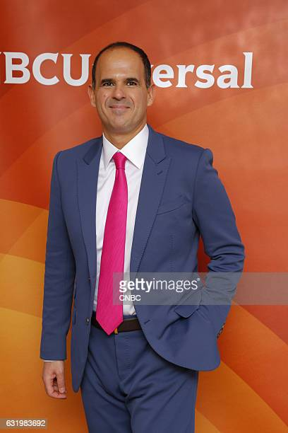 """NBCUniversal Press Tour, January 2017 -- CNBC's """"The Partner"""" -- Pictured: Marcus Lemonis --"""