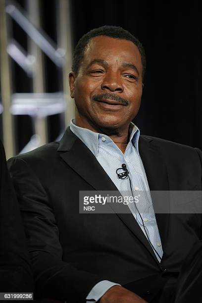EVENTS NBCUniversal Press Tour January 2017 NBC's 'Chicago Justice' Session Pictured Carl Weathers
