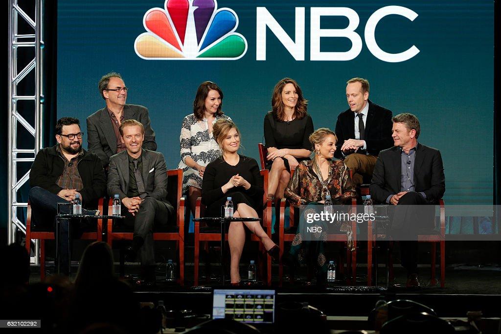 """NBC's """"Press Tour January 2017"""" - NBC Sessions"""