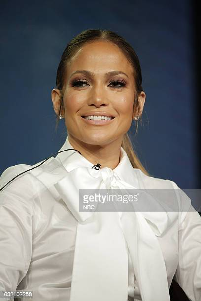 EVENTS NBCUniversal Press Tour January 2017 NBC's 'Shades of Blue' Session Pictured Jennifer Lopez