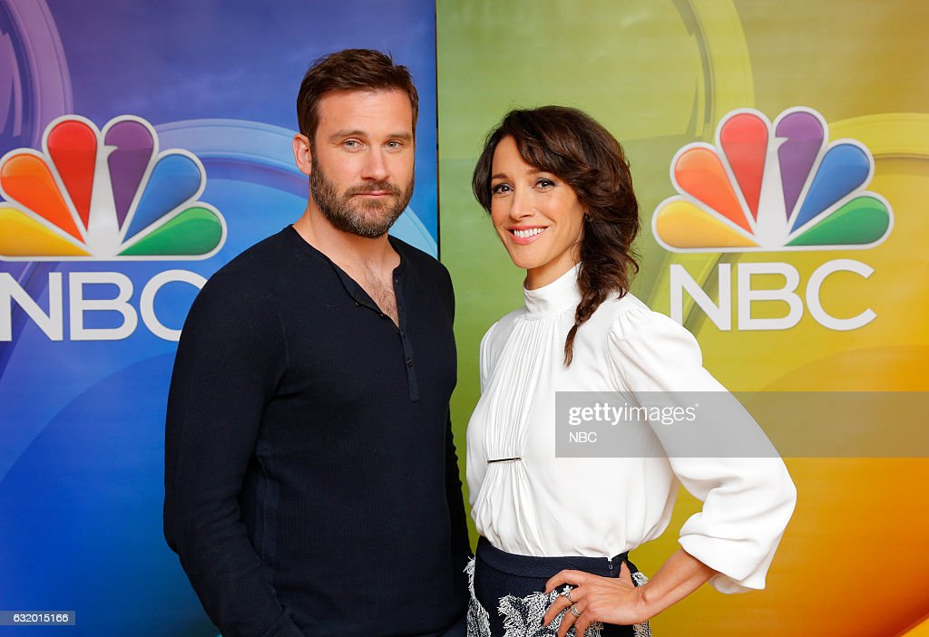 "NBC's ""Press Tour January 2017"" - Talent and Executive Portraits"
