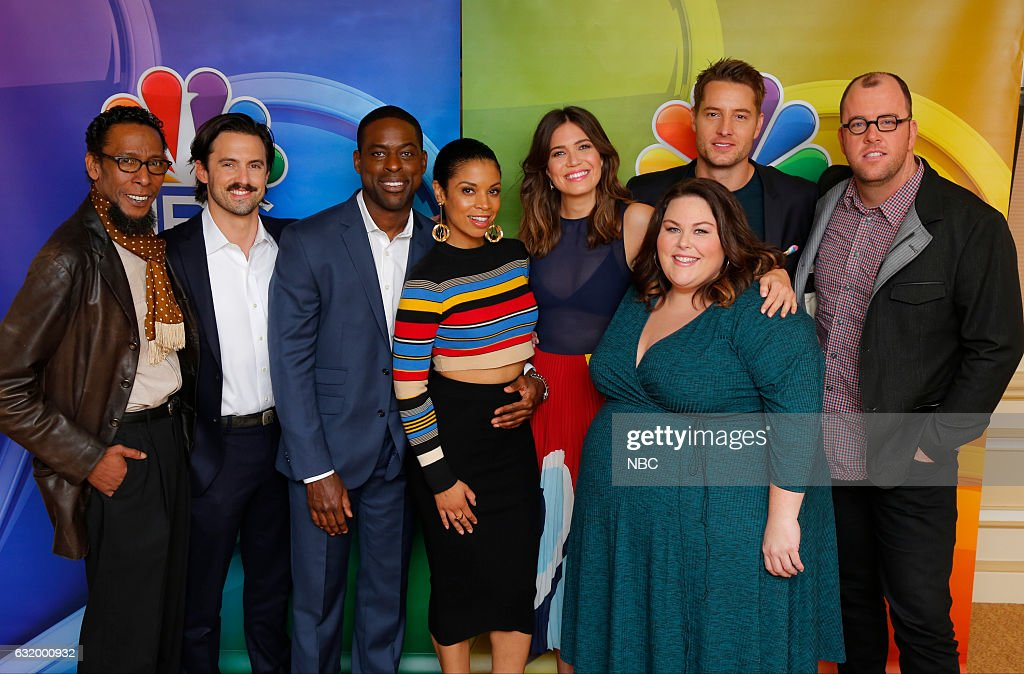 EVENTS -- NBCUniversal Press Tour, January 2017 -- NBC's