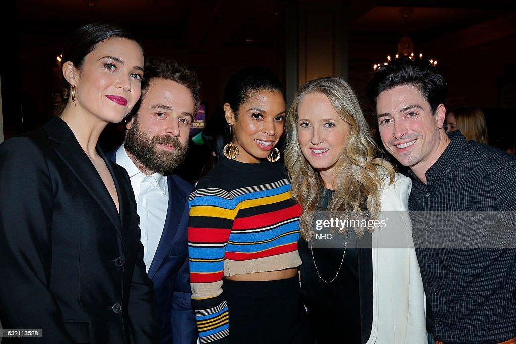 "NBC's ""Press Tour January 2017"" - Party"