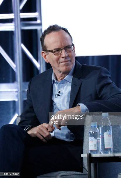EVENTS NBCUniversal Press Tour January 2018 E's 'CITIZEN ROSE' Session Pictured Jonathan Murray Executive Producer and CoFounder Bunim/Murray...