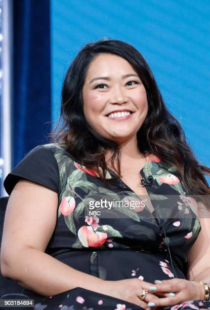 EVENTS NBCUniversal Press Tour January 2018 NBC's 'AP Bio' Session Pictured Mary Sohn