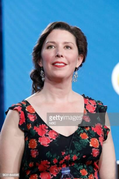 EVENTS NBCUniversal Press Tour January 2018 NBC's 'AP Bio' Session Pictured Jean Villepique
