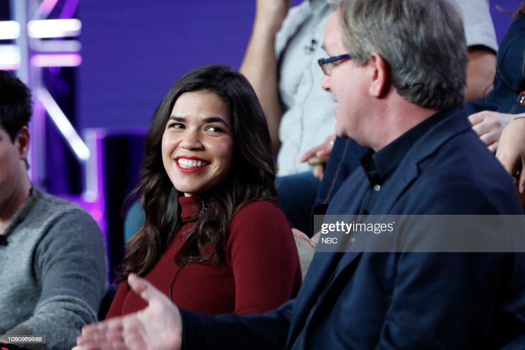 "CA: NBCUniversal's ""Press Tour January 2018"" - Superstore Panel"