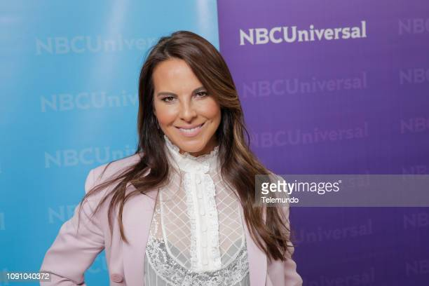 EVENTS NBCUniversal Press Tour January 2019 Telemundo's La Reina del Sur Pictured Kate del Castillo